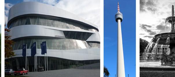Stuttgart Collage